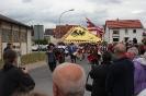 Der historiche Kaufmannszug zu Gast in Eisenbach 006