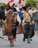 Der historiche Kaufmannszug zu Gast in Eisenbach 008