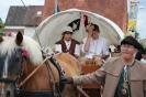 Der historiche Kaufmannszug zu Gast in Eisenbach 021