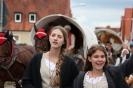 Der historiche Kaufmannszug zu Gast in Eisenbach 030