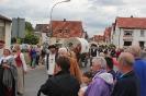 Der historiche Kaufmannszug zu Gast in Eisenbach 041