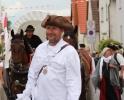 Der historiche Kaufmannszug zu Gast in Eisenbach 045