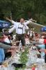 Der historiche Kaufmannszug zu Gast in Eisenbach 096